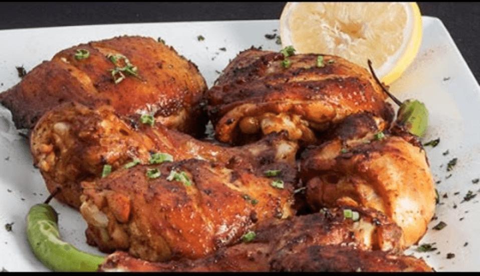 Spicy BBQ Chicken Marinade
